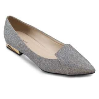 Something Borrowed Pointed Flats