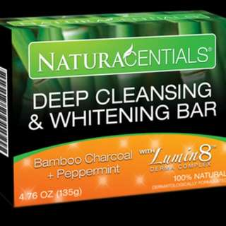 Naturacentials (Deep Cleansing And Whitening bar)