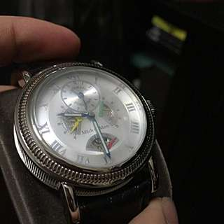 Mitch And Marc Automatic Watch