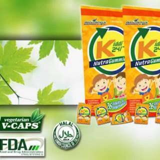 Naturacentials ( Kiddie C24-7