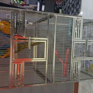 Cage Stanless Steel 2 Tier