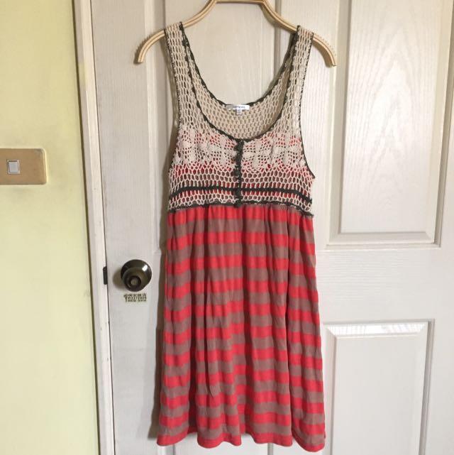 2️⃣手渡假風洋裝👗