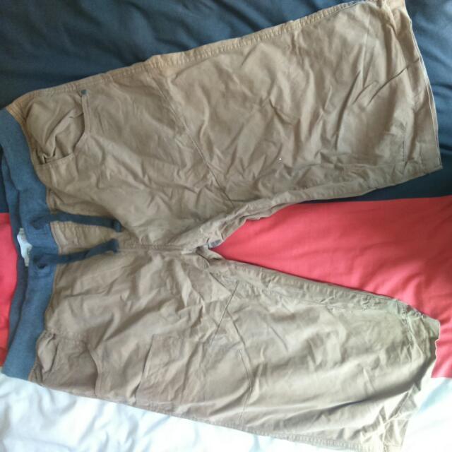 40W Tan Shorts