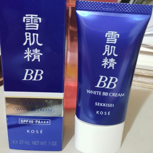 高絲 雪肌精防護淨白BB霜,含運