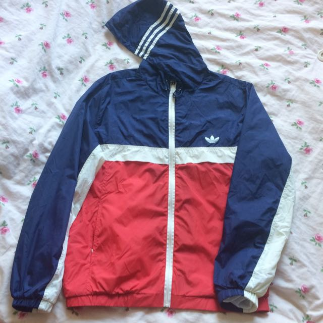 Adidas Colourblock Windbreaker