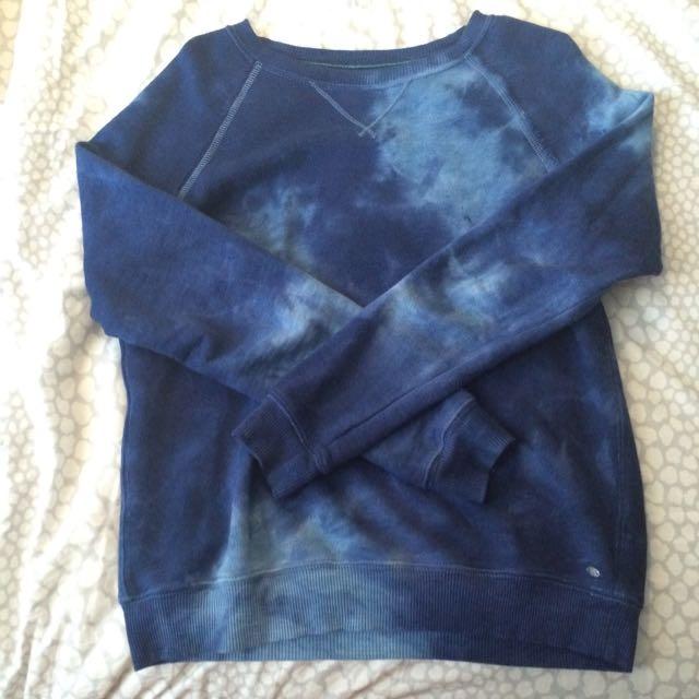 American Eagle Tye-Dye sweater