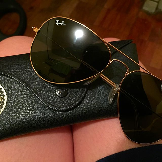 Authentic 100% Original Ray-Ban Sunglasses