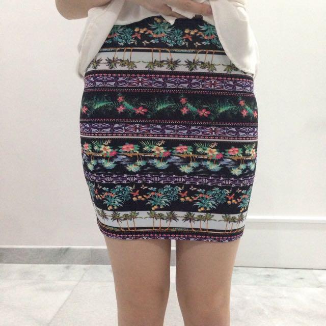 Bershka Bodycon Skirt