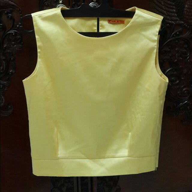 Carla Top Blouse
