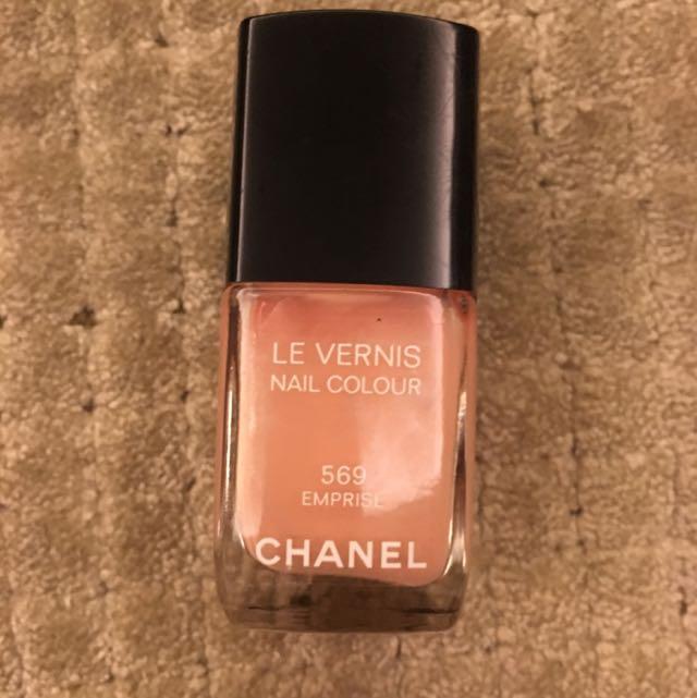 Chanel nailpolish