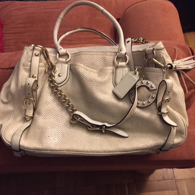 Coach Medium Sized Limited Edition Bag