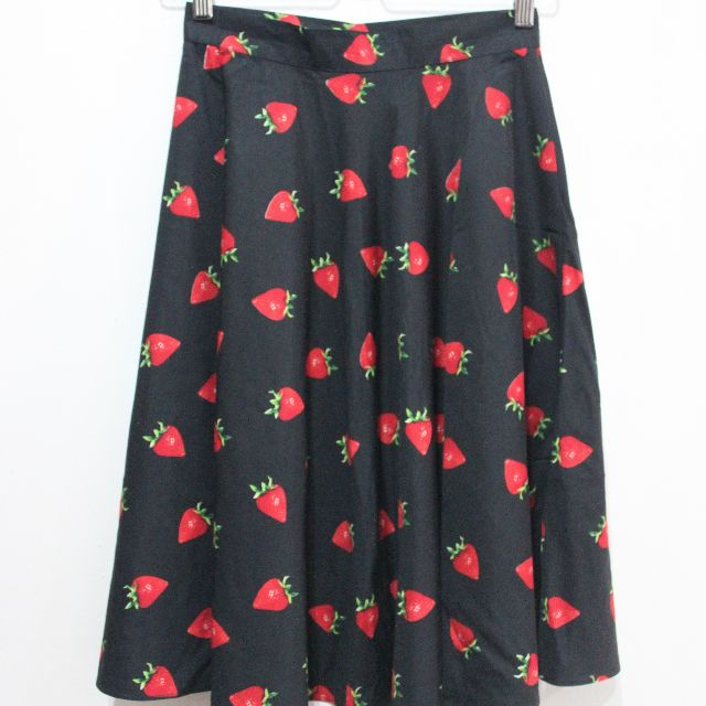 Cotton Flare Skirt
