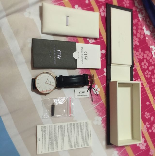 Daniel Wellington Watch ( Classic Sheffield)