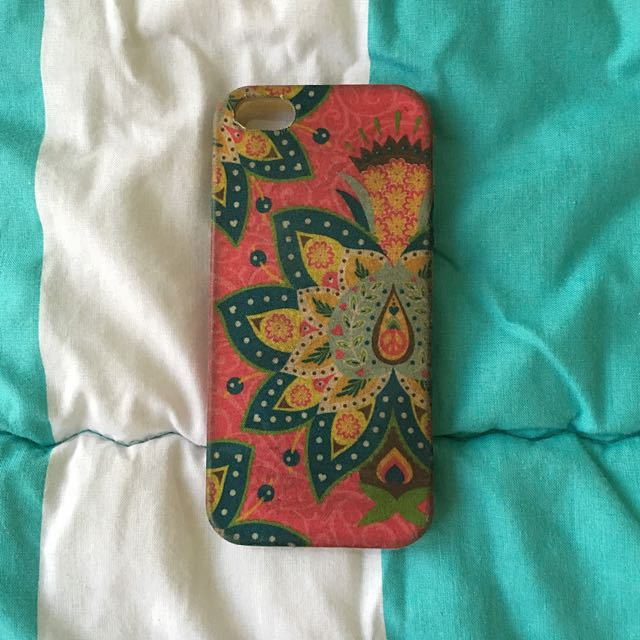 Flower Case for iPhone5