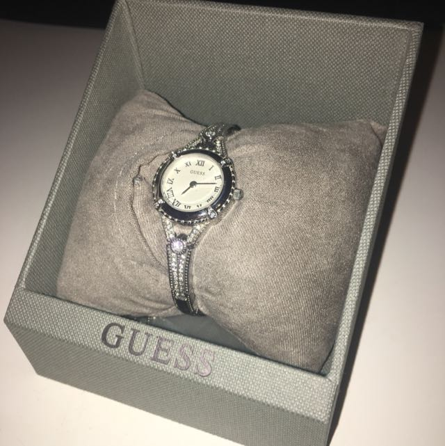 Guess Angelic Silver Watch