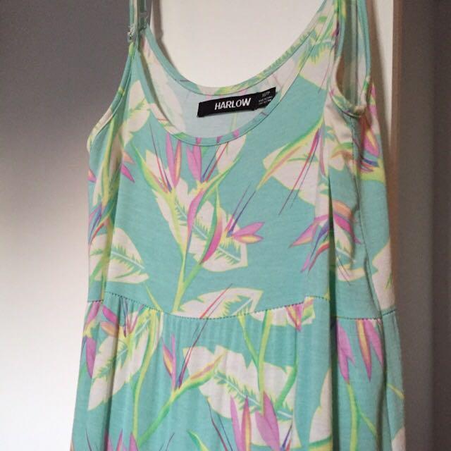Harlow Throw On Dress Size (xs)