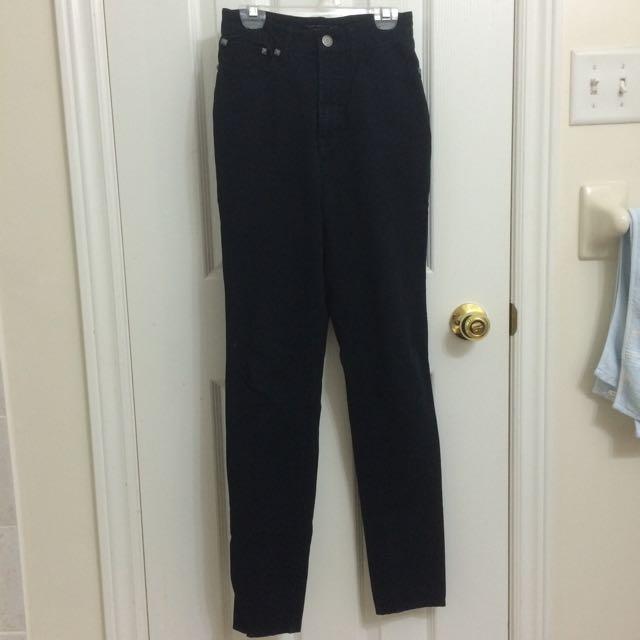 High Waisted Talula Skinny Pants