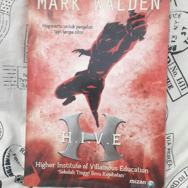 Higher Institute of Villainous Education by Mark Walden