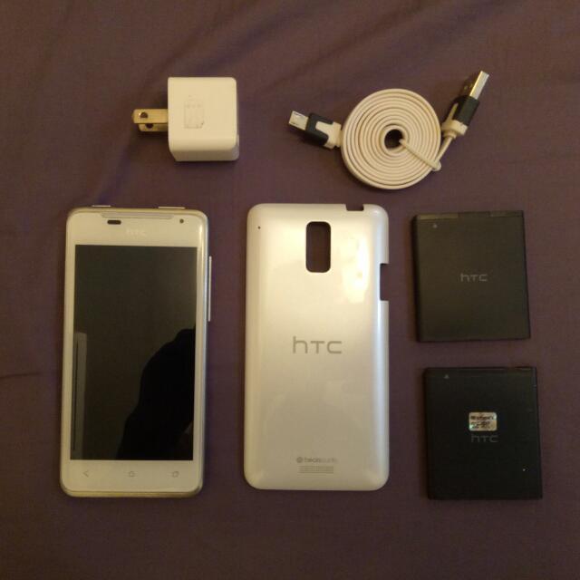 HTC J 四頻智慧型手機 亞太可用