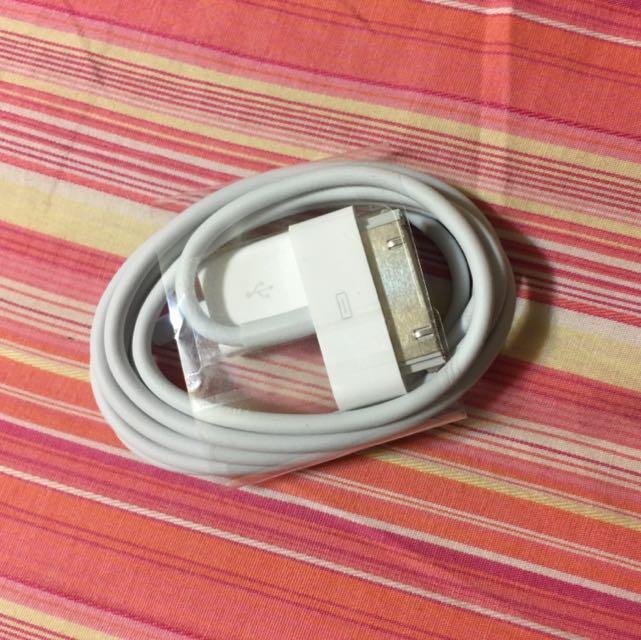 I Phone 舊式充電線