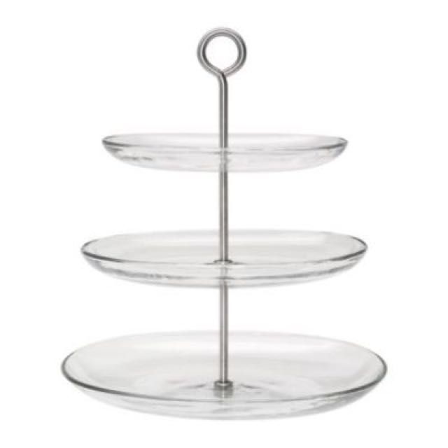 Ikea 365 Serving Platter Cake Stand 3 Tier Home Appliances On Carousell