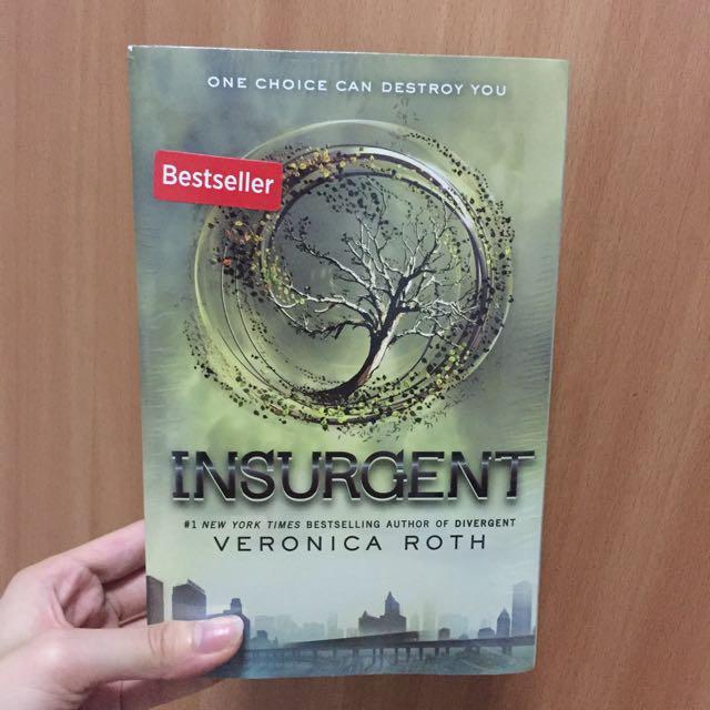 INSURGENT - Divergent Series (Brand New)