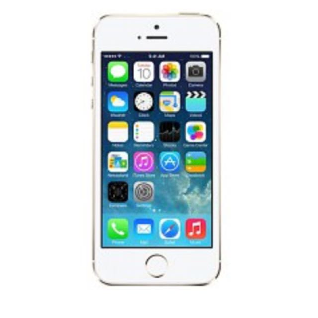 iPhone 5s Iphone5s 16g 16 G 銀色