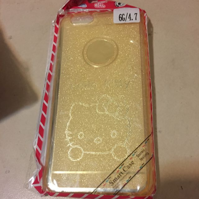 Iphone 6 Case Kitty
