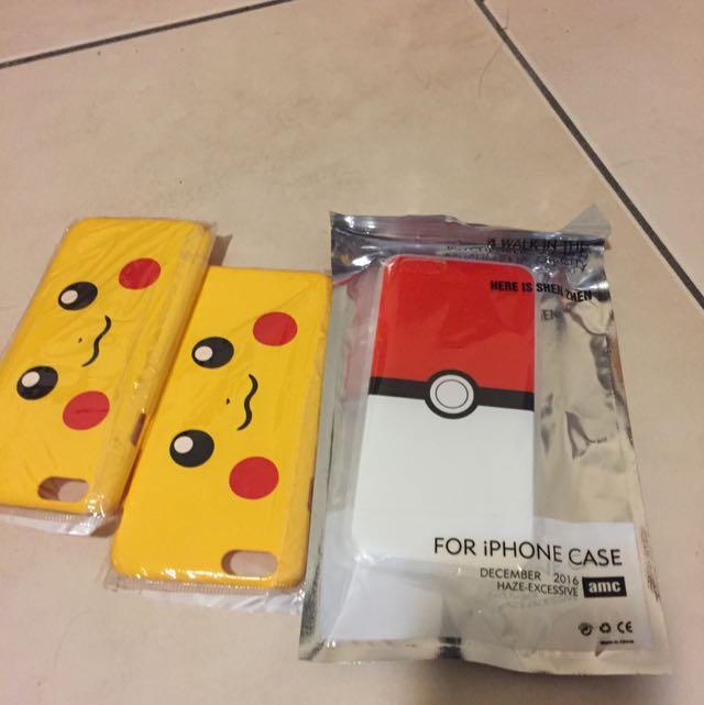 iPhone 6 Pokemon Case
