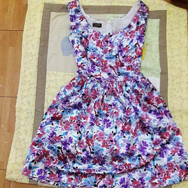 Jewels' Dress