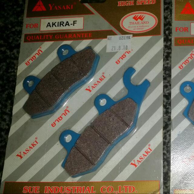 Kawasaki KR Spare-parts