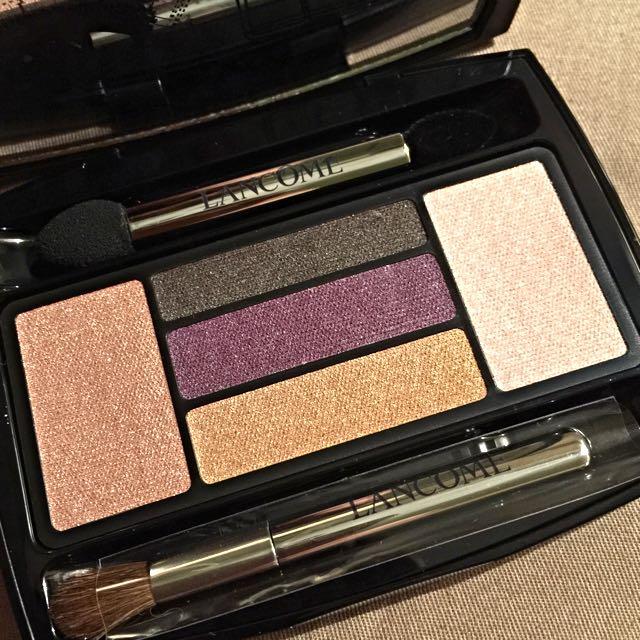 Lancôme Eyeshadow Palette (without Box)