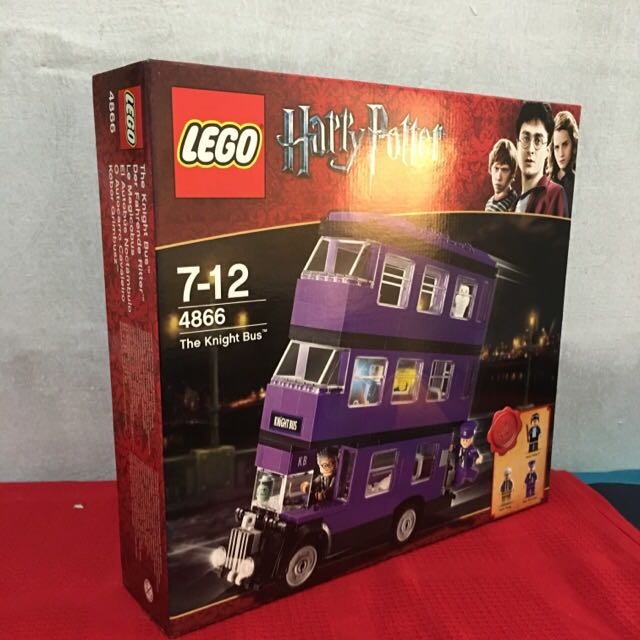 Lego Harry Potter Knight Bus Collections Photos Bus