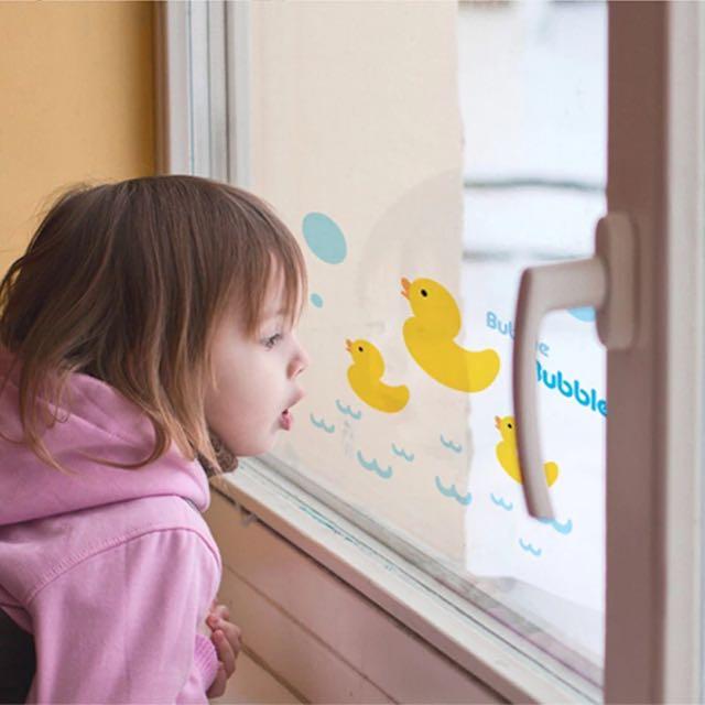 Little Duck Wall/window Decoration