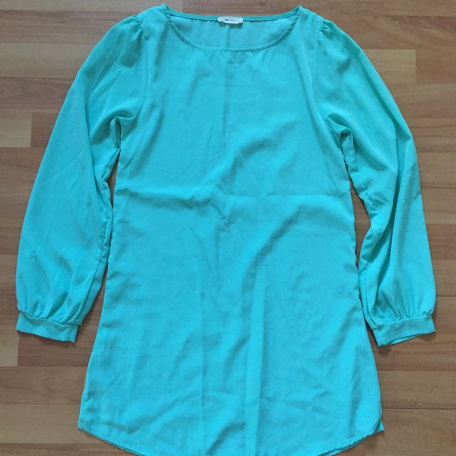 Long Sleeve Dress (shirt)
