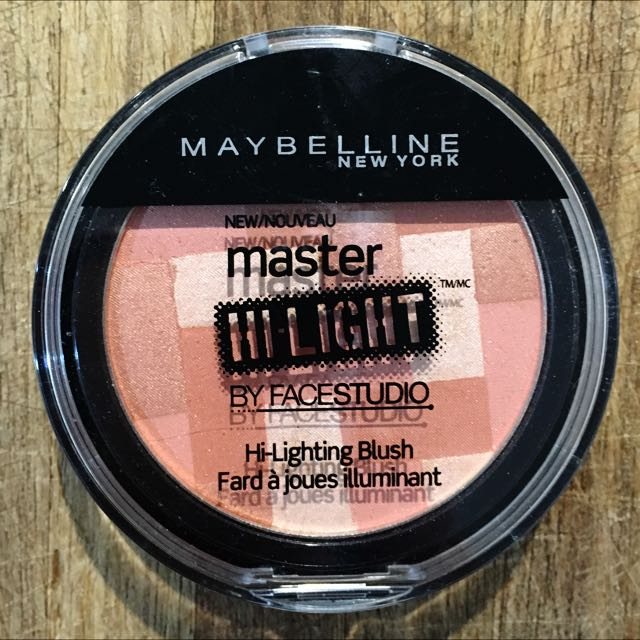 Maybelline Highlighting Blush
