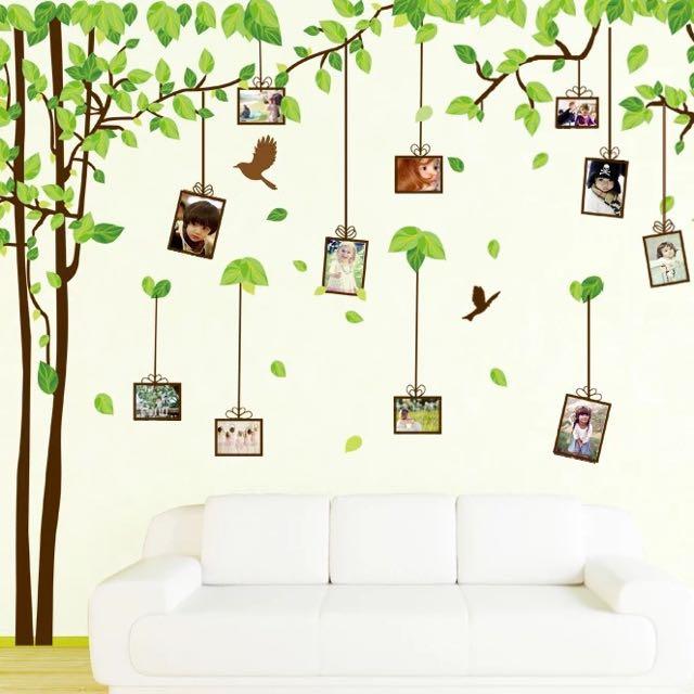 Memory Tree Wall Decoration