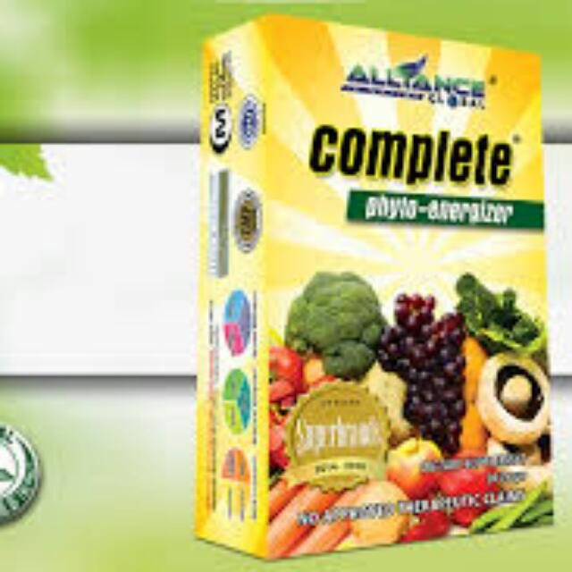 Naturacentials ( Complete Phyto-Energizer
