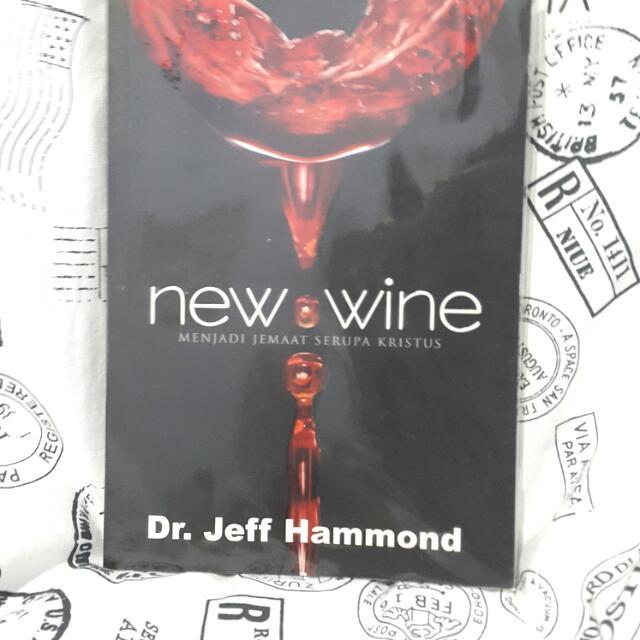 New Wine - Menjadi Jemaat Serupa Kristus