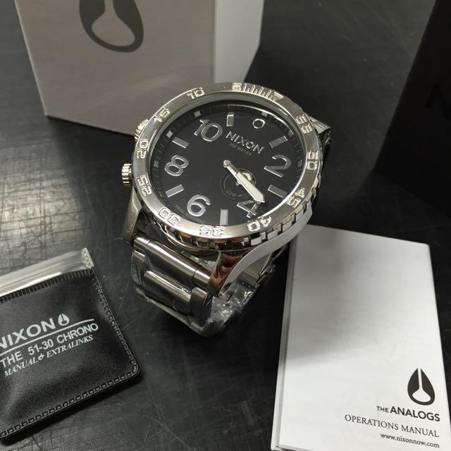 NIXON 超級鋼錶