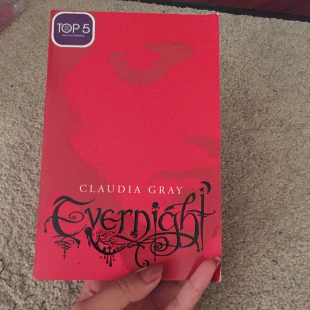 Overnight By Claudia Gray