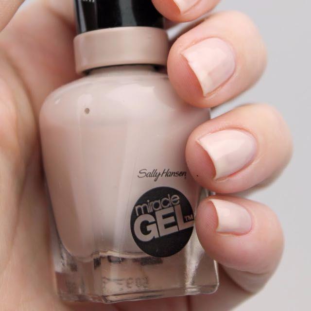Sally Hansen Miracle Gel Box Set - BN - Gel Manicure