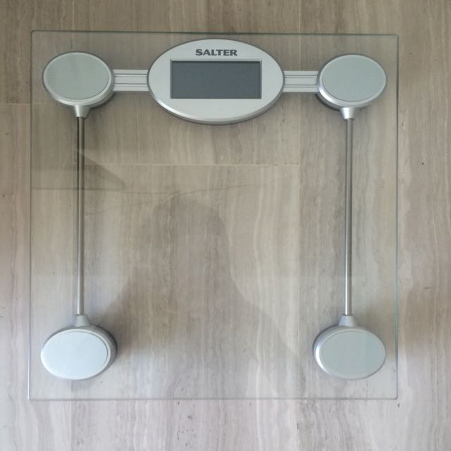 Salter Electronic Weighing Scale