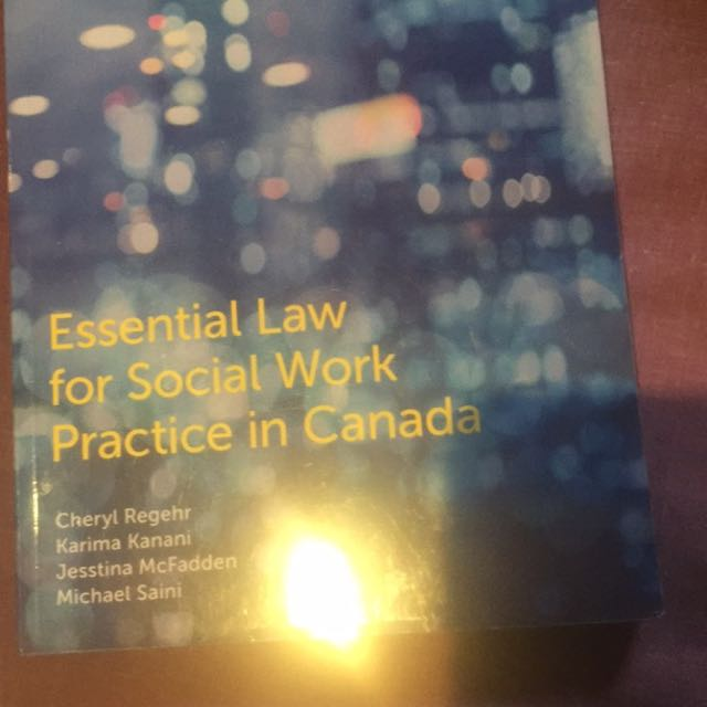 Social Worker Legislation
