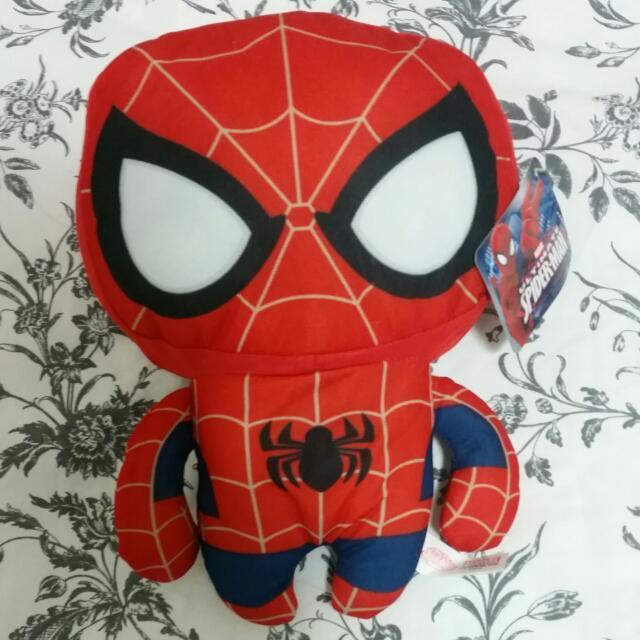 Spiderman Soft Toy