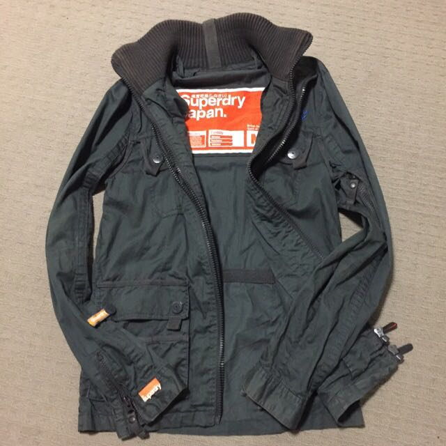 Superdry Patrol  Lite Men's Jacket Size M