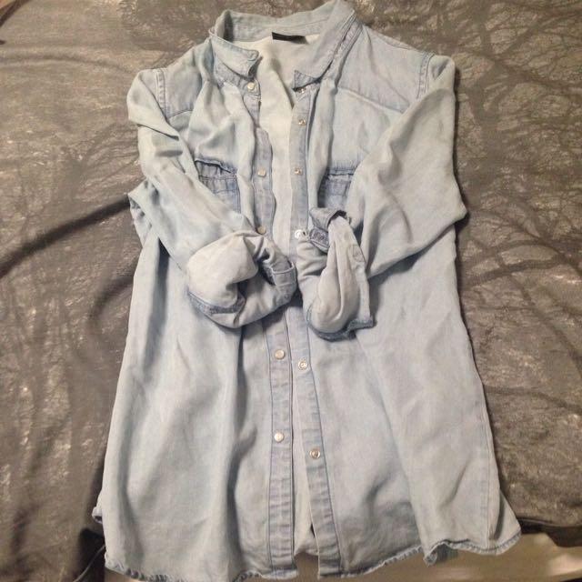 Temt Chambray Shirt