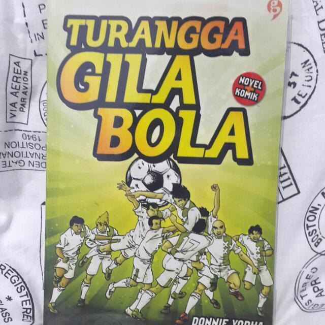 TURANGGA GILA BOLA