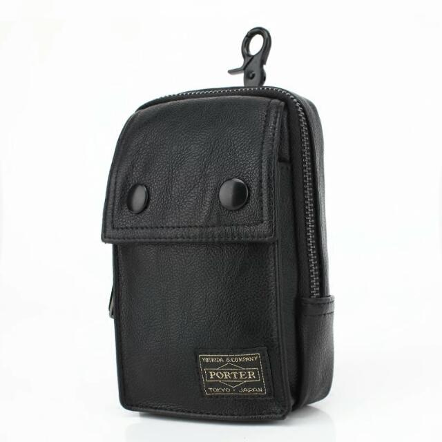 Yoshida& Co. 吉田 日本 PORTER  腰包 掛包 零錢包 鑰匙包 手機包
