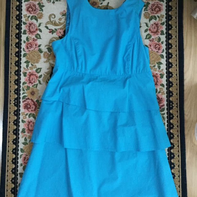Zara sleeveless dress (M)